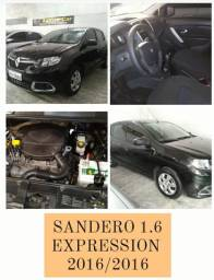 Sandero 1.6 facilito o financiamento