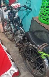 Bike Motorizada zera 80cc