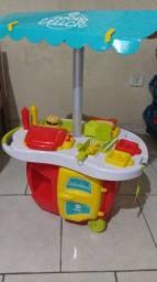 Food truck infantil