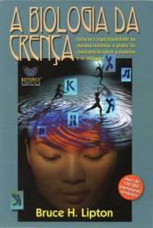 Livro A Biologia da crença