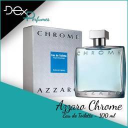 Perfume Azzaro Chrome 100ml - Novo/Lacrado e Original