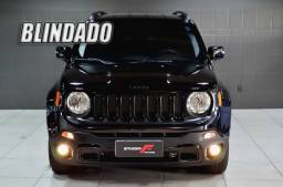 Jeep Renegade Night Eagle Turbo Diesel 4x4 - 2018 - Blindada Nível III-A