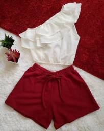 Cropped + short