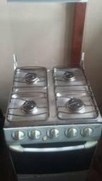 Vendo fogão e armário de cozinha (com pia)