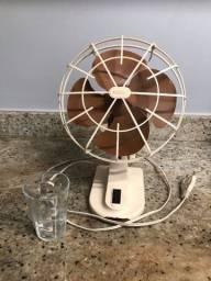 Mini ventilador vintage