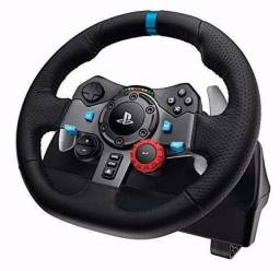 Volante Logitech G29 Driving Force Ps3/ps4/pc Pronta Entrega