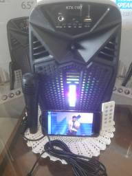 Caixa Amplificada Bluetooth