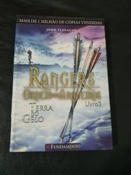 Livro Rangers Ordem dos Arqueiros - Terra do Gelo v3