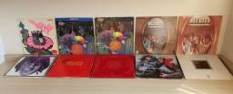 LPs coleção The Bee Gees fase pós Australia