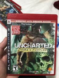Uncharted - Jogo PS3