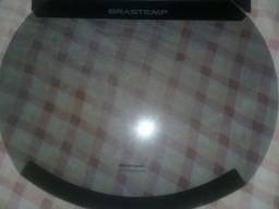 Vidro de maquina de lavar Brastemp