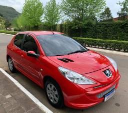 Apenas esta semana - Peugeot 207 XR 2013 4 portas completo - abaixo da fipe! Impecável