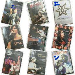 DVDs Shows Musicais
