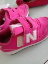 Lote de sapato menina original
