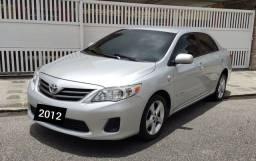 Corolla 2012 Impecável