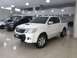 Toyota Hilux CD Srv 3.0 Aut. Diesel 4x4 - 2012