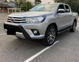 Toyota Hilux Srx 2018 Com Parcelas