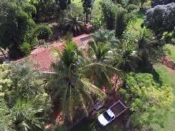 200 hectares. Rica em Água. Rochedo