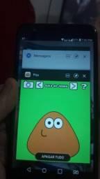 celular LG K11+32 g 3 de RAM ainda na garantia com nota fiscal e caixa
