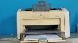 Impressora hp laser jet 1022