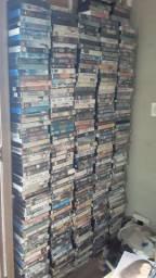 Lote de filmes em vhs originais, varios estilos, aproximadamente 1000 peças