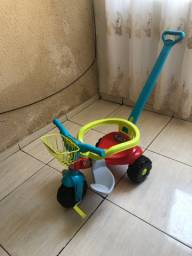 Carrinho de passeio velotrol infantil