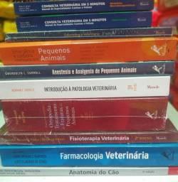 Coleção completa Veterinária
