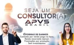Vendedor externo Apvs Brasil