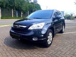 Honda 2010 CR-V Automática Top Linha 79mil km Financio
