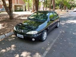 BARATO Megane Sedan Automático Único Dono Todo Original Particular DF. Só R$ 9.900