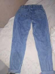 Vendo Calça Jeans Nova 38
