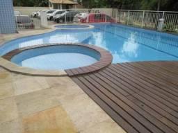 Apto 2Q (1suíte c/split), piscina, garagem Pechincha (Jacarepaguá) - Condomínio Felicittá