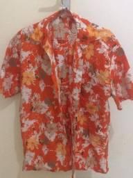 Vendo Camisas Masculinas da marca Pool e Calças Sociais Oxford . N 42