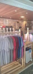 Vendo Loja Montada em BC Moda Masculina