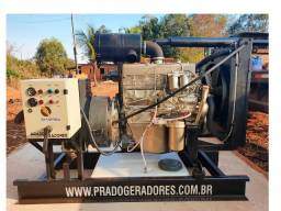Grupo Gerador 100 kva - Motor Mercedes