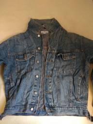 Jaqueta Jeans Explorer (TAM: P)