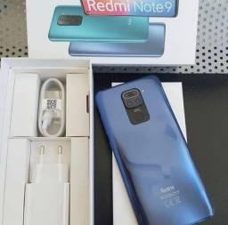 Xiaomi Redmi Note 9 128 GB R$ 1.549,00 Lacrado e com nota fiscal