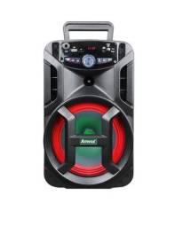 Caixa de som Bluetooth Amvox ACA-188 180W