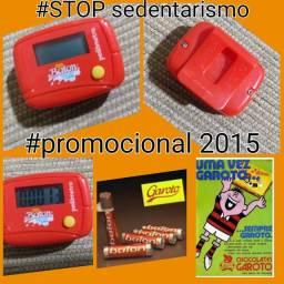 Baton promocional pedômetro 2015
