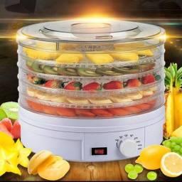 Desidratador De Alimentos Eletrico 220v 5 Bandejas