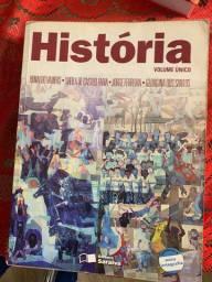 História - Volume Único