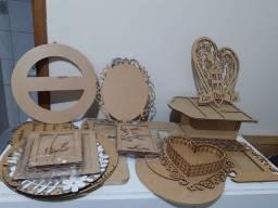 Materiais para artesanato