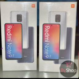 Xiaomi Redmi Note 9 Pro Global - Lacrado - Nota F - Parcele até 12x Cartão