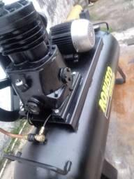 Compressor de ar Silencioso 15 pés