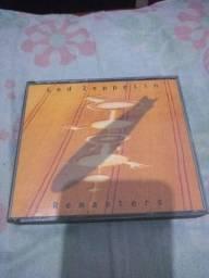 Cd Box Led Zeppelin - Remasters ( duplo ) Japonês