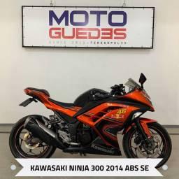 Kawasaki Ninja 300 2014 ABS SPECIAL Edition