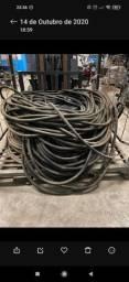 Cabo elétrico flexível 240 milímetro