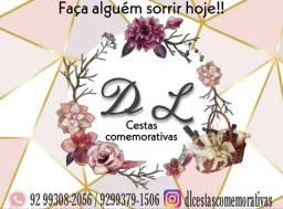 PRESENTES Cesta de Café/ cesta chocolate/ Festa na Caixa e Mais!