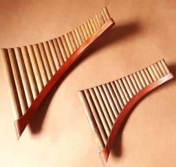 Flautas de Bambu pela metade do Preço