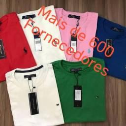 600 fornecedores de acessórios e roupas